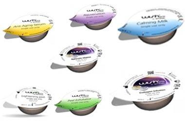 Capsule naturale WishPro cu vitamine si antioxidanti, integrate in tratamente faciale
