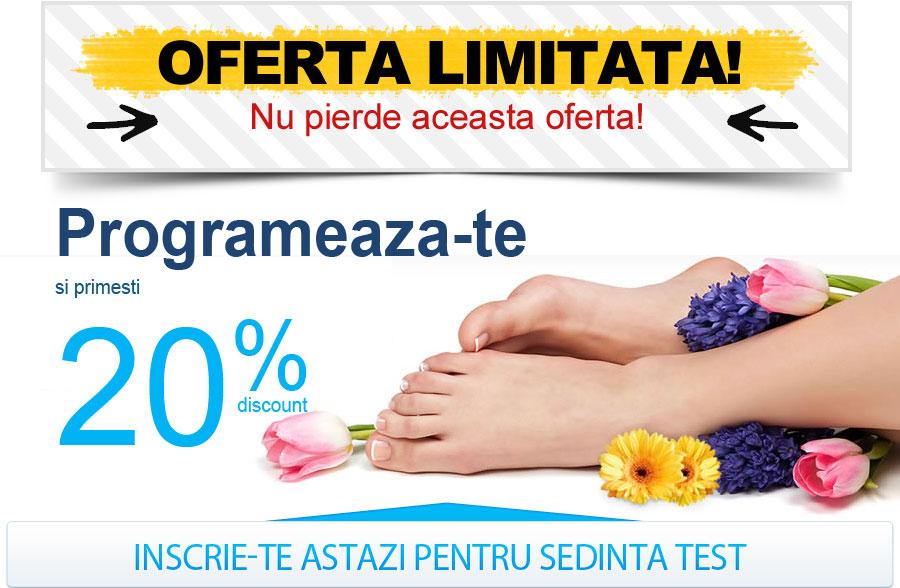 Tratamentul Onicomicozei Cluj
