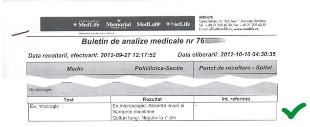 Tratamentul onicomicozei – Clinica SlimArt