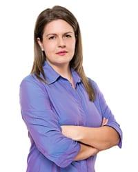 Medic nutritionist Irina Arsene