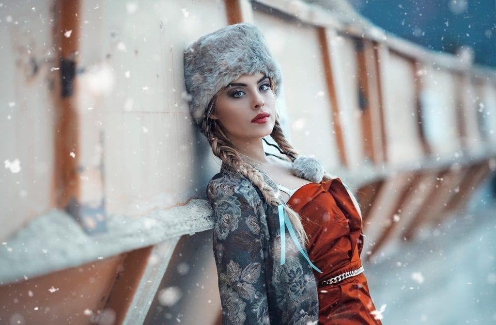 Secretul frumusetii rusoaicelor pentru un ten luminos